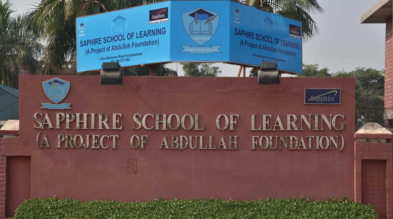 Sapphire School of Learning